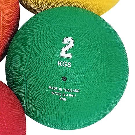 Balón medicinal de goma, 4.4-lbs [MISC.] [MISC.] [MISC.] [MISC ...