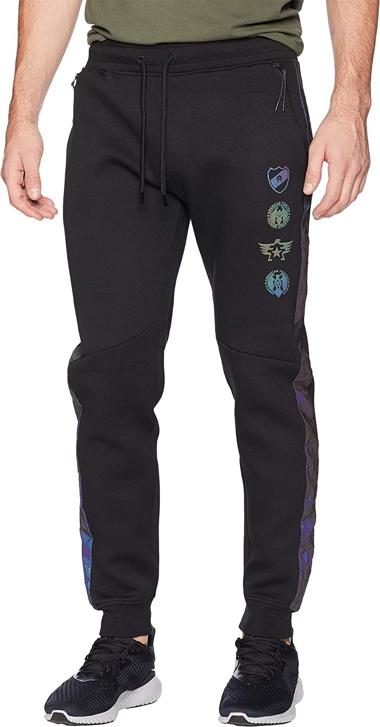 American Fighter by Affliction Sweatpants Strategic Jogger Schwarz