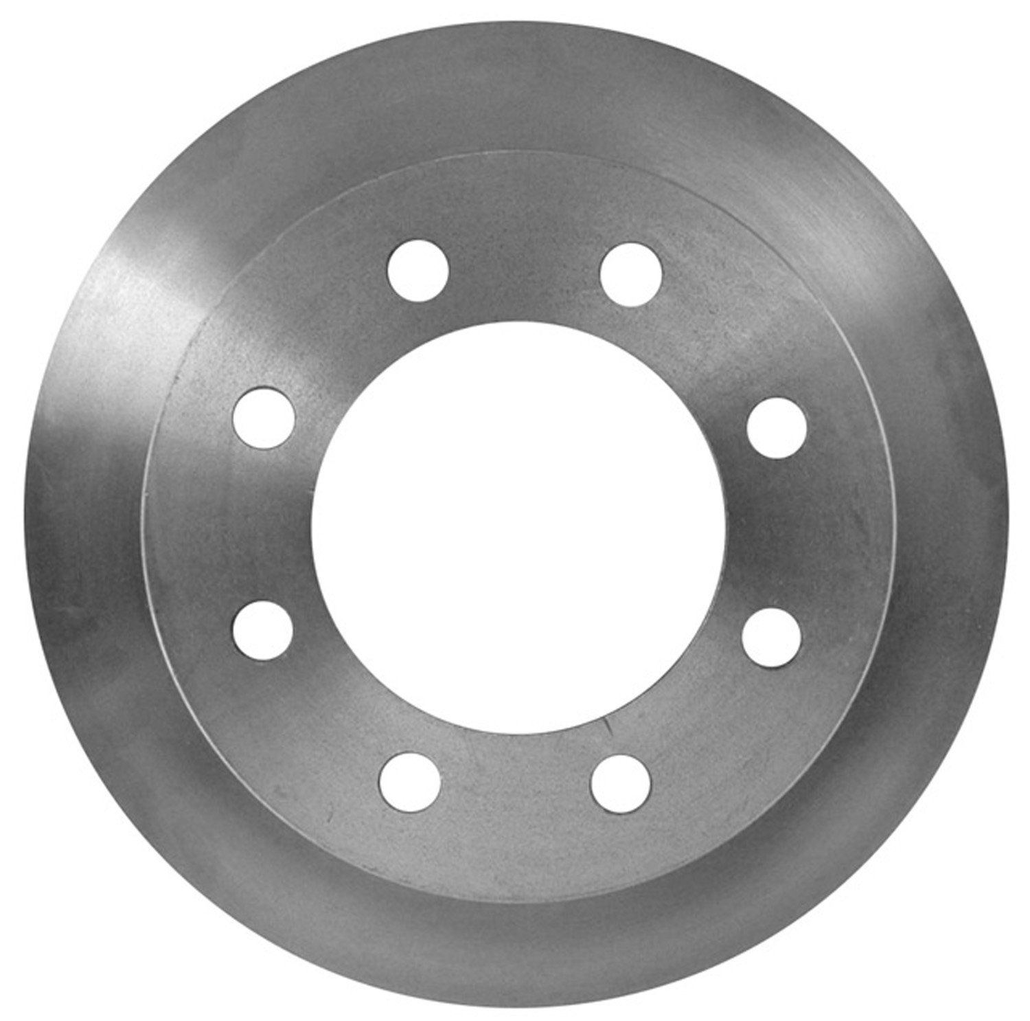 ACDelco 18A1090A Advantage Non-Coated Front Disc Brake Rotor