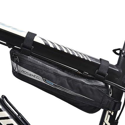 Amazon.com: FlexDin - Bolsa para manillar de bicicleta ...