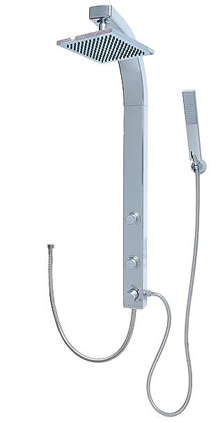 Panel de ducha Ducha Panel Completo ducha columna de ducha Ducha ...