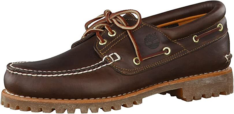 escaldadura pelo encuesta  Timberland Authentics 3 Eye Classic, Náuticos Hombre: Timberland:  Amazon.es: Zapatos y complementos
