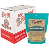 Bob's Red Mill (Resealable) Gluten Free Large Flake Nutritional Yeast, 5 Ounce (Pack of 6)