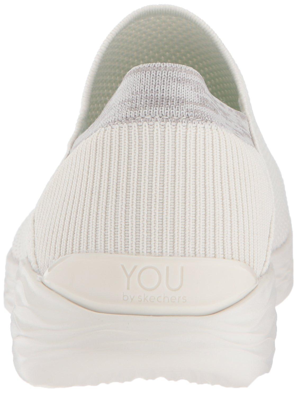 Skechers Women's You-14958 Sneaker B072K7MVK1 9 B(M) US|White