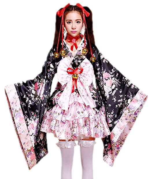Amazon.com: Sheface - Disfraz de Lolita para mujer: Clothing