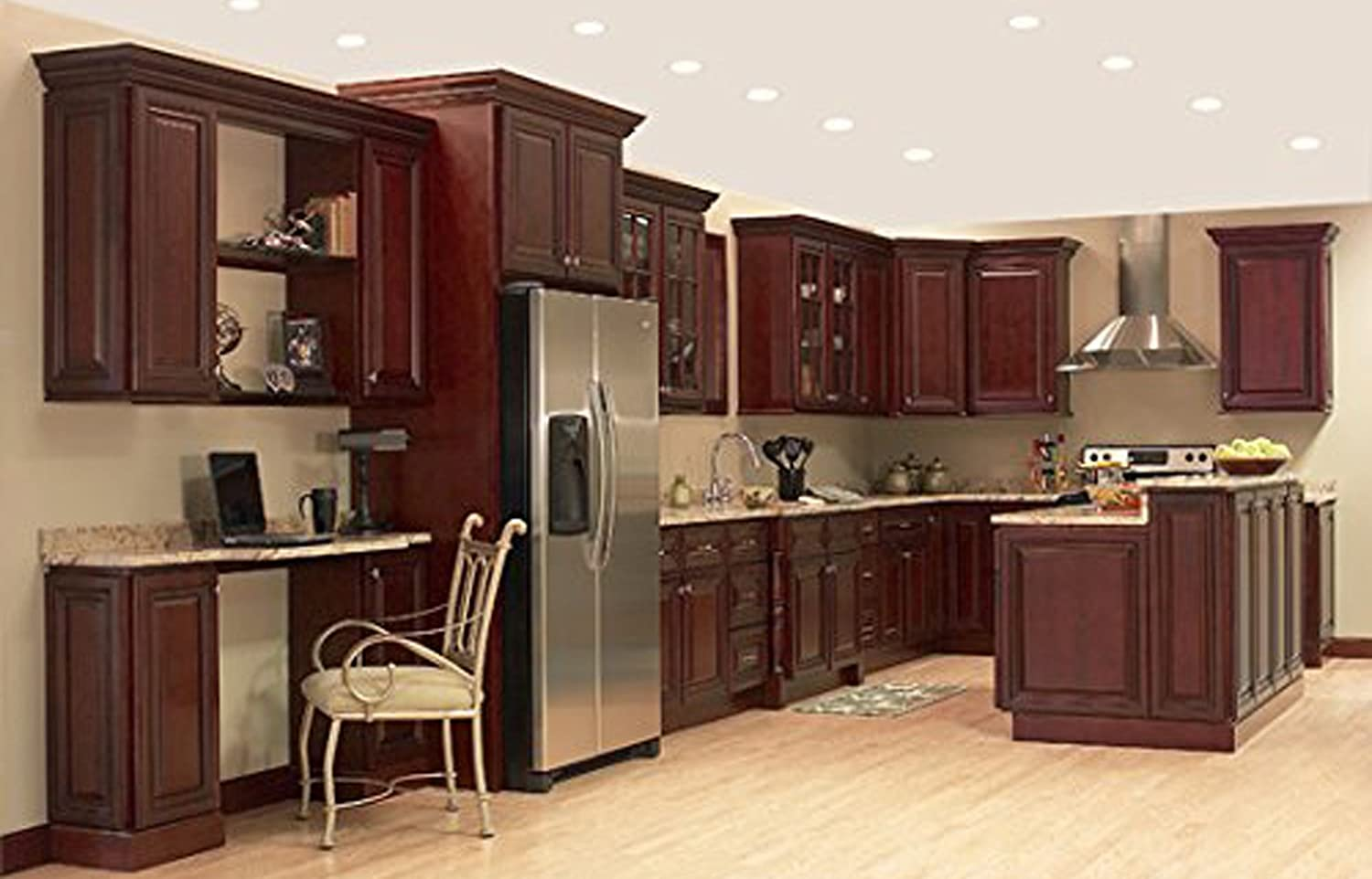 Amazoncom Georgetown Collection Jsi X Kitchen Cabinets - Rta kitchen cabinets reviews