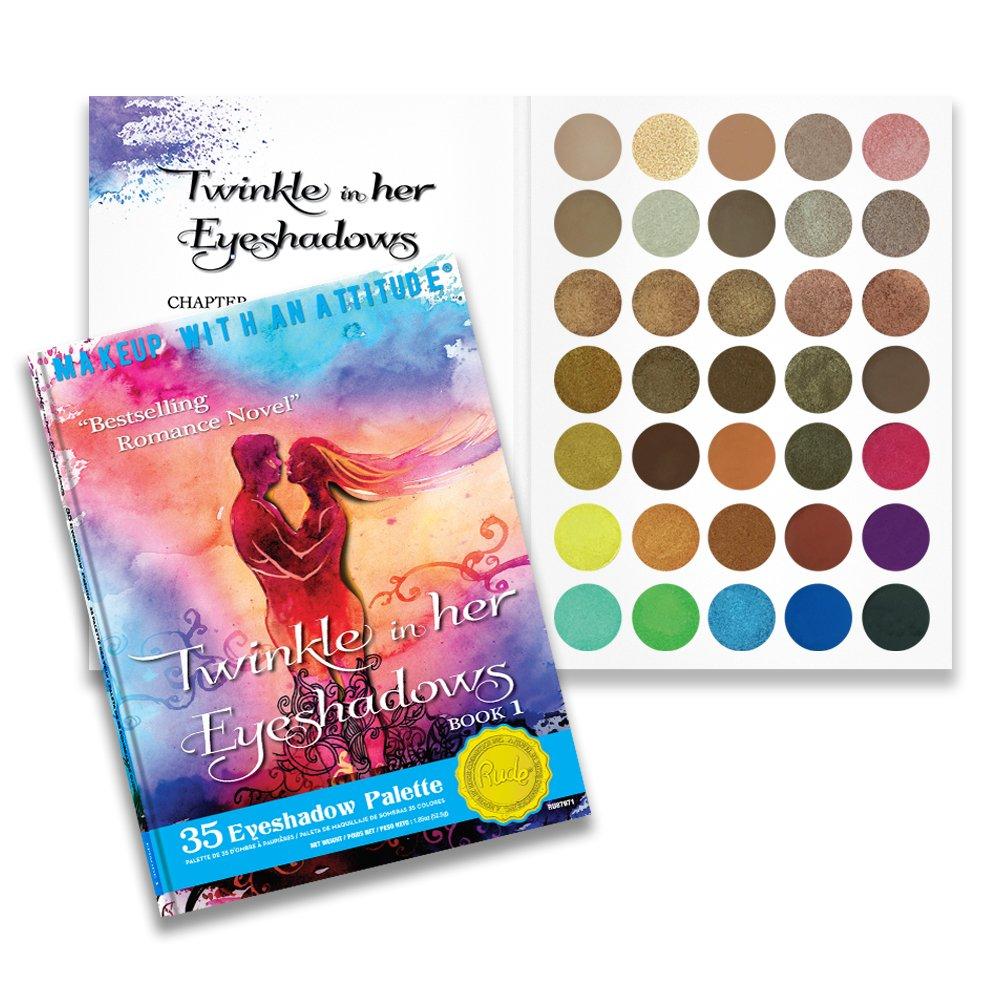 Rude Twinkle in her Eyeshadows – Book 1