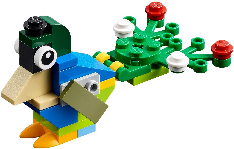 Jouets 40253 Exc Et Christmas Lego Build UpJeux l1KFJc