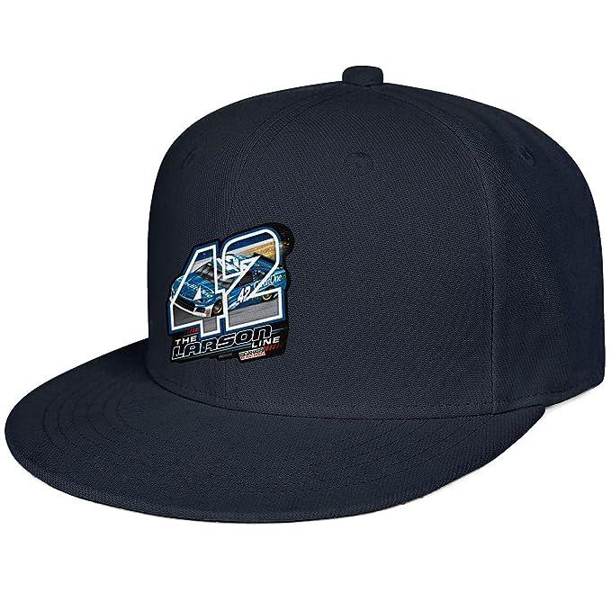 Gorra de béisbol Suave Unisex Kyle Larson Racing Number 42# 42 All ...