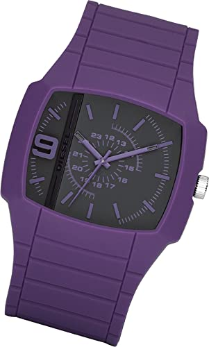 e9f6b6ff2466 Diesel DZ1385 - Reloj analógico de cuarzo para mujer