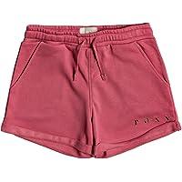Roxy Short de Felpa con Tejido Orgánico para Niña Pantalones Cortos para Niñas
