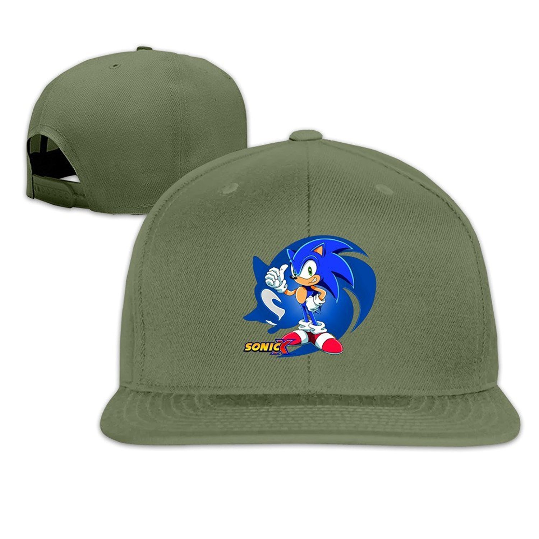 fb9bc9ca8d8 DoddJay Sonic The Hedgehog Sonic X Baseball Cap Flat Brim Snapback Hats  Apparel