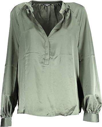 GUESS MARCIANO 0GG4577050Z - Camiseta de manga larga para mujer: Amazon.es: Ropa y accesorios