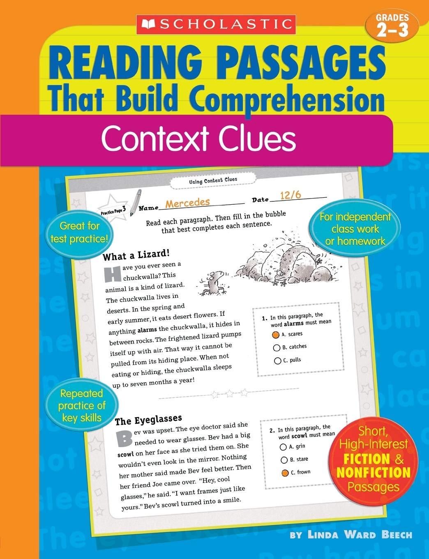 - Amazon.com: Context Clues (Reading Passages That Build