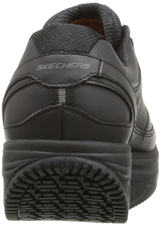 7fe85446e4aed Amazon.com: Skechers for Work Women's Maisto Shape Ups Work Boot: Shoes