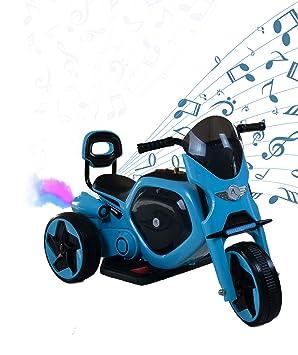 c9332482b AIREL Moto Eléctrica para Niños | Moto Eléctrica Niños | Moto Eléctrica con  Música y Luz | Moto Batería para Niños | Moto para Niños 1-4 años:  Amazon.es: ...