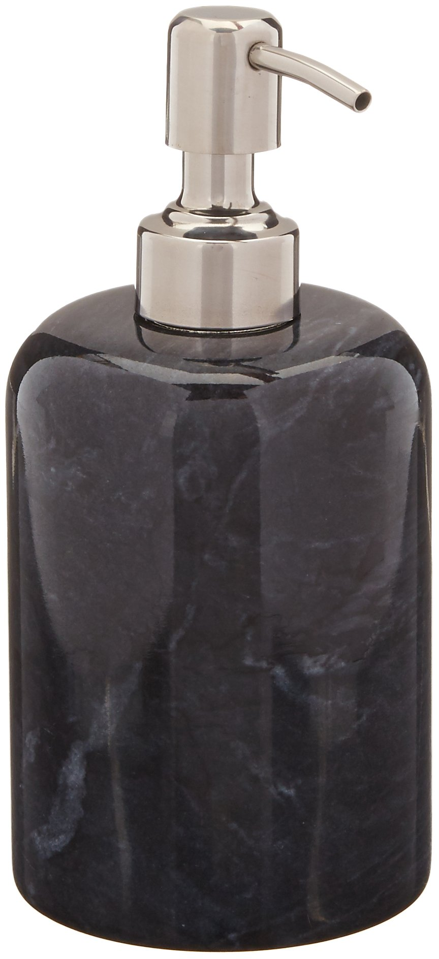 Creative Home Internal Spa Collection Black Marble Liquid Soap Dispenser by Creative Home (Image #1)