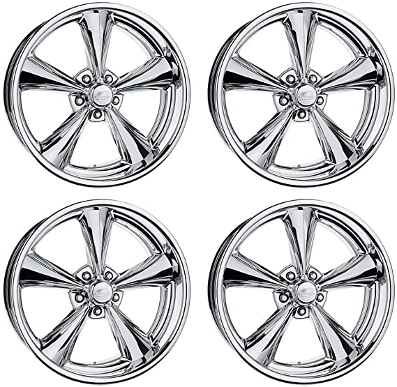 Amazon Com New Billet Specialties 17 Mag Polished Aluminum Wheel