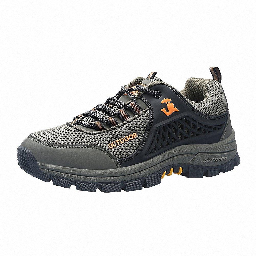 Ben Sports Marrón Zapatillas de senderismo Botas de senderismo zapatillas de deporte para Hombre,37-46