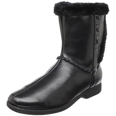 Amazon.com   Annie Shoes Women's Krit Ii Ankle Boot, Black, 7.5 W US   Boots
