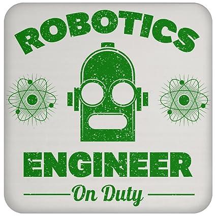 Amazon Com Skyup Drinkware Robotics Engineer On Duty Funny