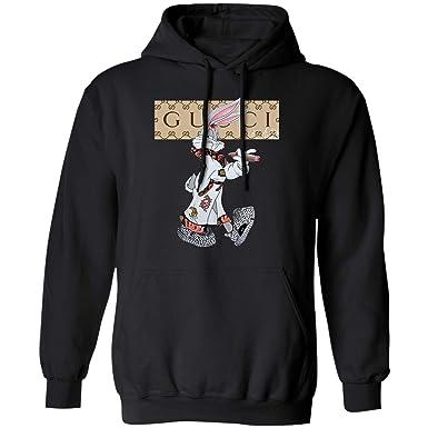 538725b463e Amazon.com  Gucci Vintage Shirt Boss Bunny  Clothing