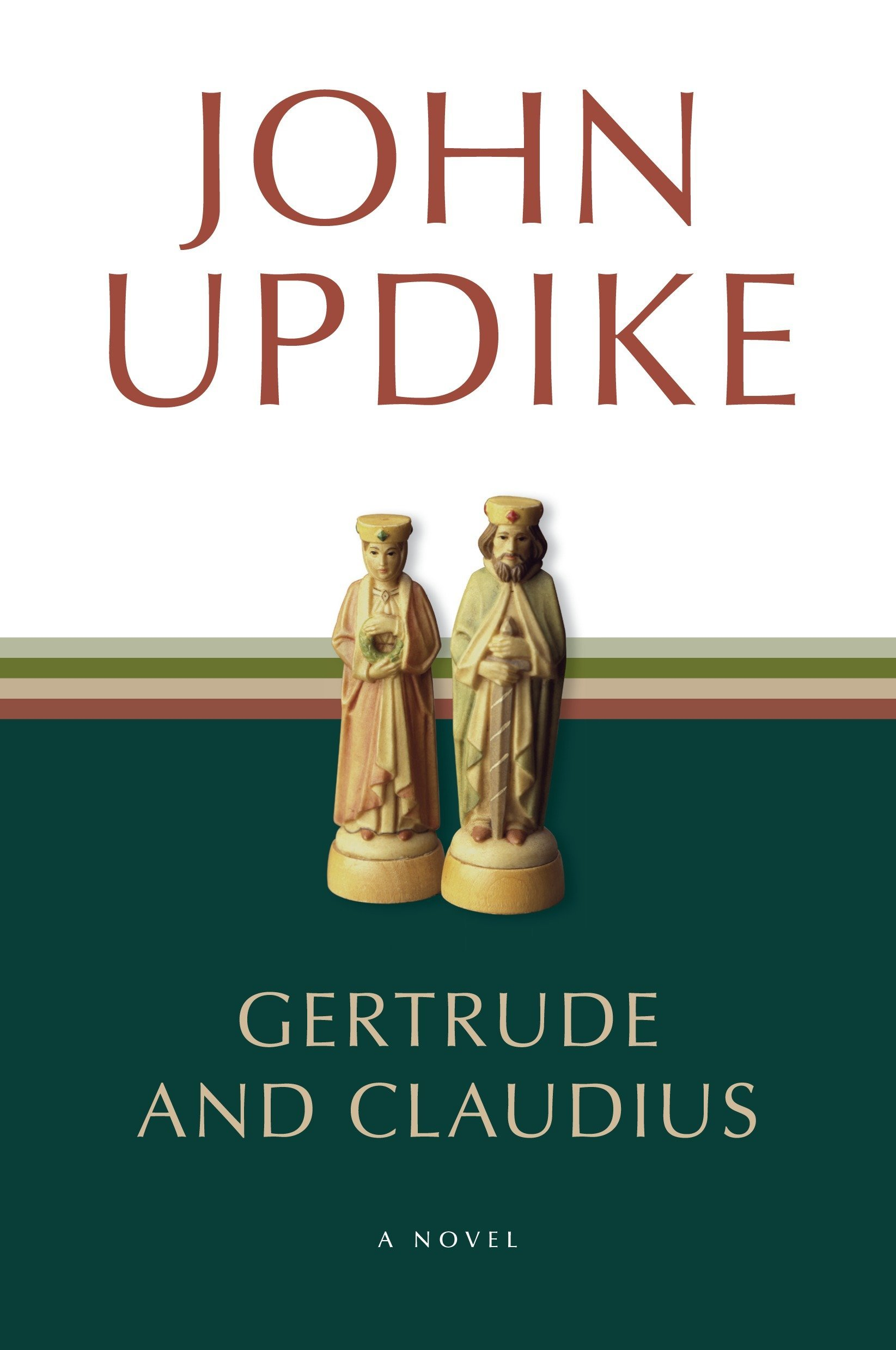Gertrude and Claudius: A Novel ebook