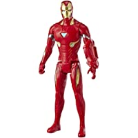 "Marvel Avengers End Game - 12"" Iron Man Action Figure - Titan Hero Series - Kids Toys Ages 4+"