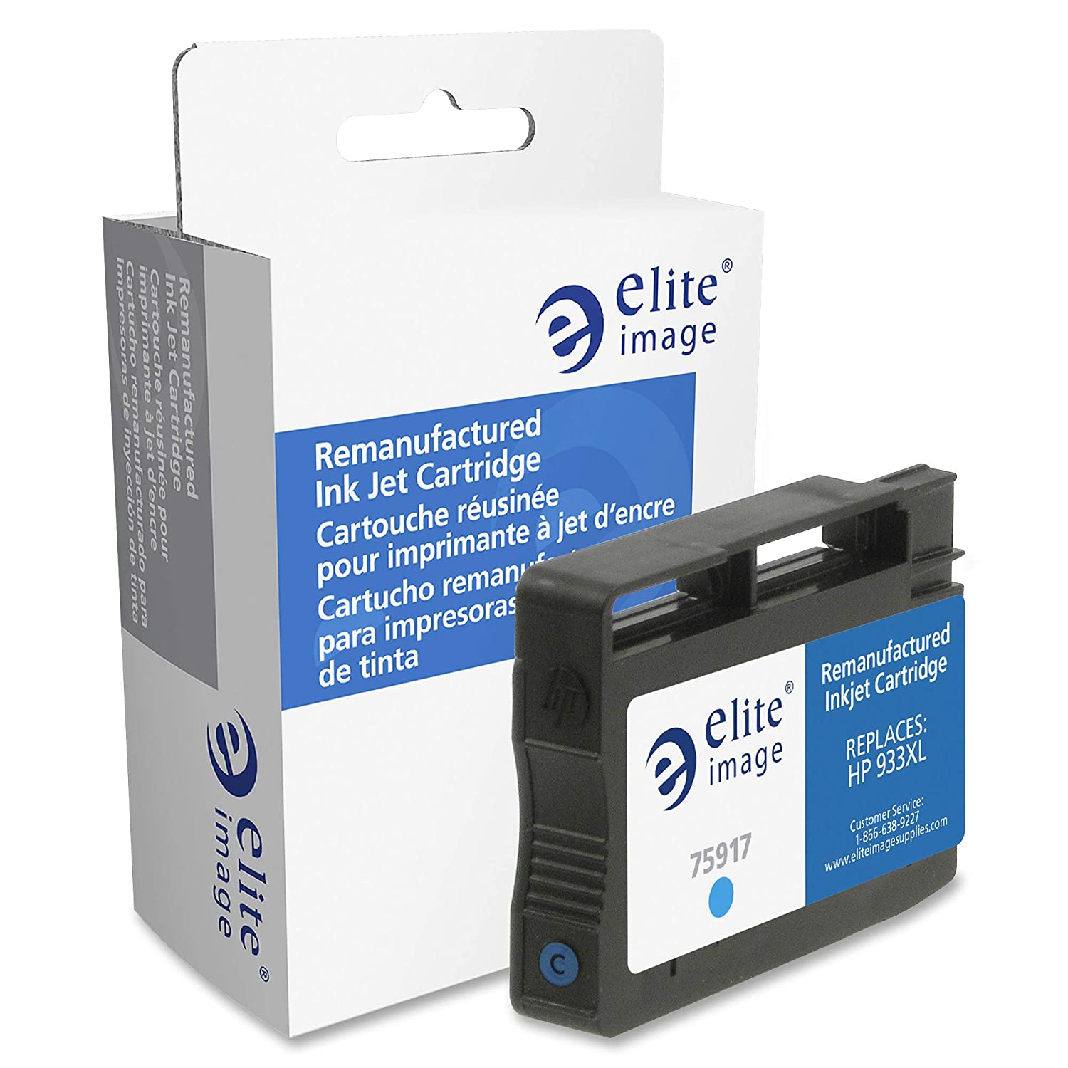 Amazon.com: Elite Image ELI75917 Remanufactured High Yield ...