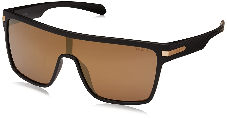 95ffc26864310 Gafas de Sol Polaroid PLD 2064 S MATTE BLACK GOLD hombre  Amazon.es  Ropa y  accesorios