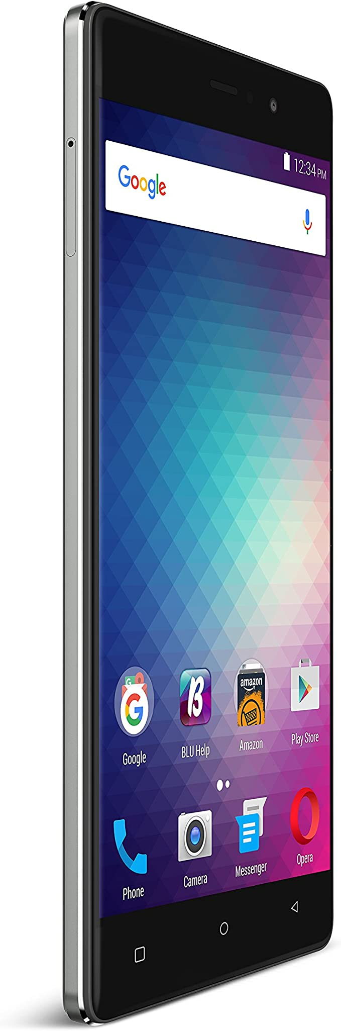 BLU Vivo 5R -Smartphone Libre 4G LTE de 5.5