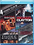 4 grandi film - George Clooney collection