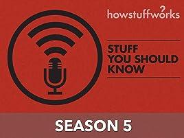 Amazon com: Stuff You Should Know: Josh Clark, Casey Pegram
