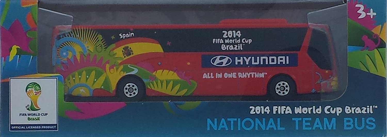 BBURAGO AUTO 24023 /_ 2 FIFA bus 2014 Italia
