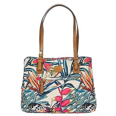 Mittelgroßer Shopper X-Bag, Einheitsgröße.Butterflies