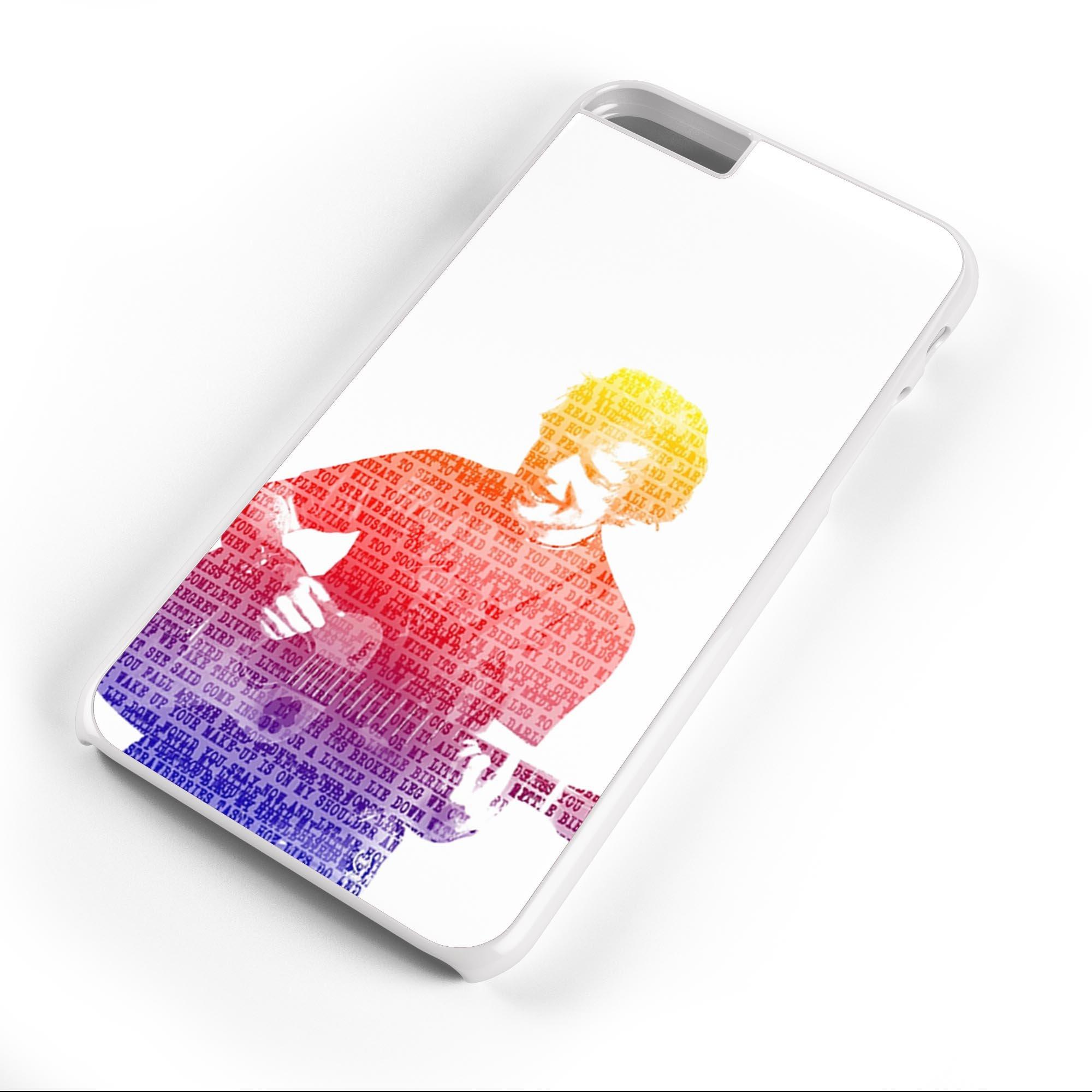 Amazon.com: VC76 - Varisca - Ed Sheeran Little Bird iPhone 6s Case ...