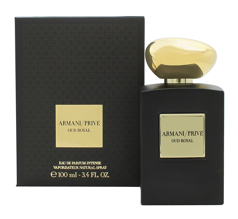 04332ccf0 Amazon.com : Giorgio Armani Prive Oud Royal Eau De Parfum Intense Spray  100ml/3.4oz : Beauty