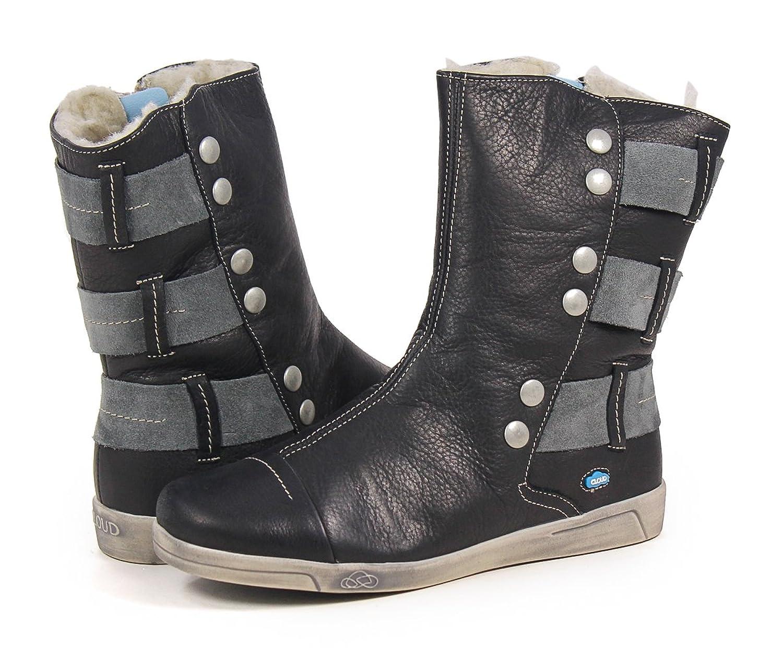 Cloud Footwear Women's Amber Wool Lined Boots