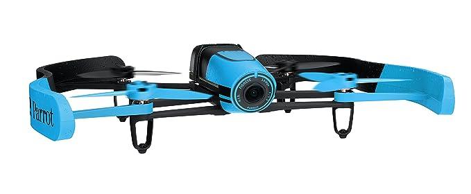 Parrot- Bebop Drone CUADRICOPTERO, Color Azul (PF722001): Amazon ...