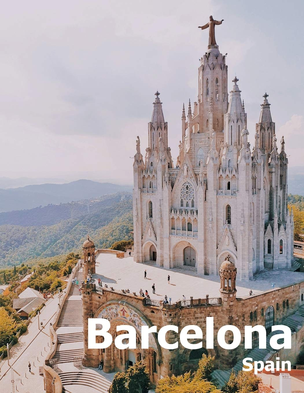 Barcelona Spain Coffee Table Photography Travel Picture Book Album Of A Catalonia Spanish Country And City In Southern Europe Large Size Photos Cover Boman Amelia 9781675590171 Amazon Com Books