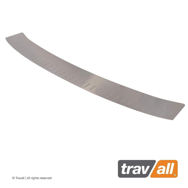 Travall/® Protector TBP1007M Protection de seuil de coffre en acier inoxydable