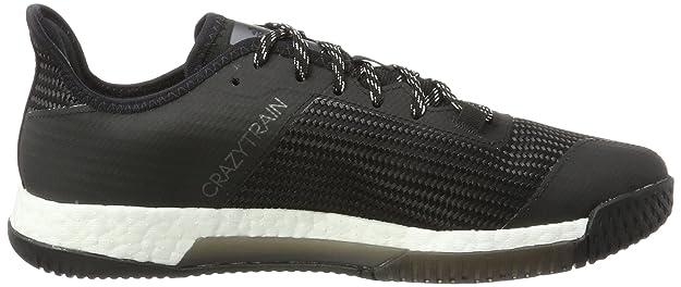 wholesale dealer c0e32 4582a adidas Crazytrain Elite M, Zapatillas de Gimnasia para Hombre, Negro (Core  BlackNight Met), 39 13 EU Amazon.es Zapatos y complementos