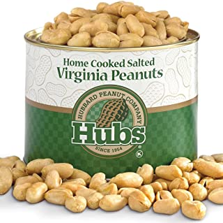 product image for Hubs Salted Virginia Peanuts 2 Pack of 40oz Cans