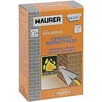 MAURER 14010310 Edil Cemento Refractario (Caja 1 kg.)