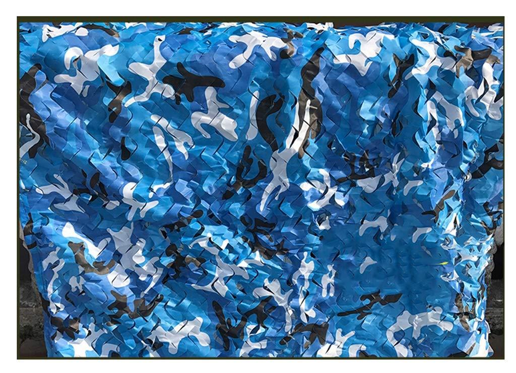 マリンカモフラージュネット、オックスフォード布カモフラージュネット軍事キャンプハンティングシューティング隠し党の装飾 (サイズ さいず : 4 * 20m) B07J5MLS1S 4*20m  4*20m