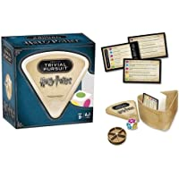 Winning Moves 00673 Trivial Pursuit Harry Potter Bitesize, Versione Italiana
