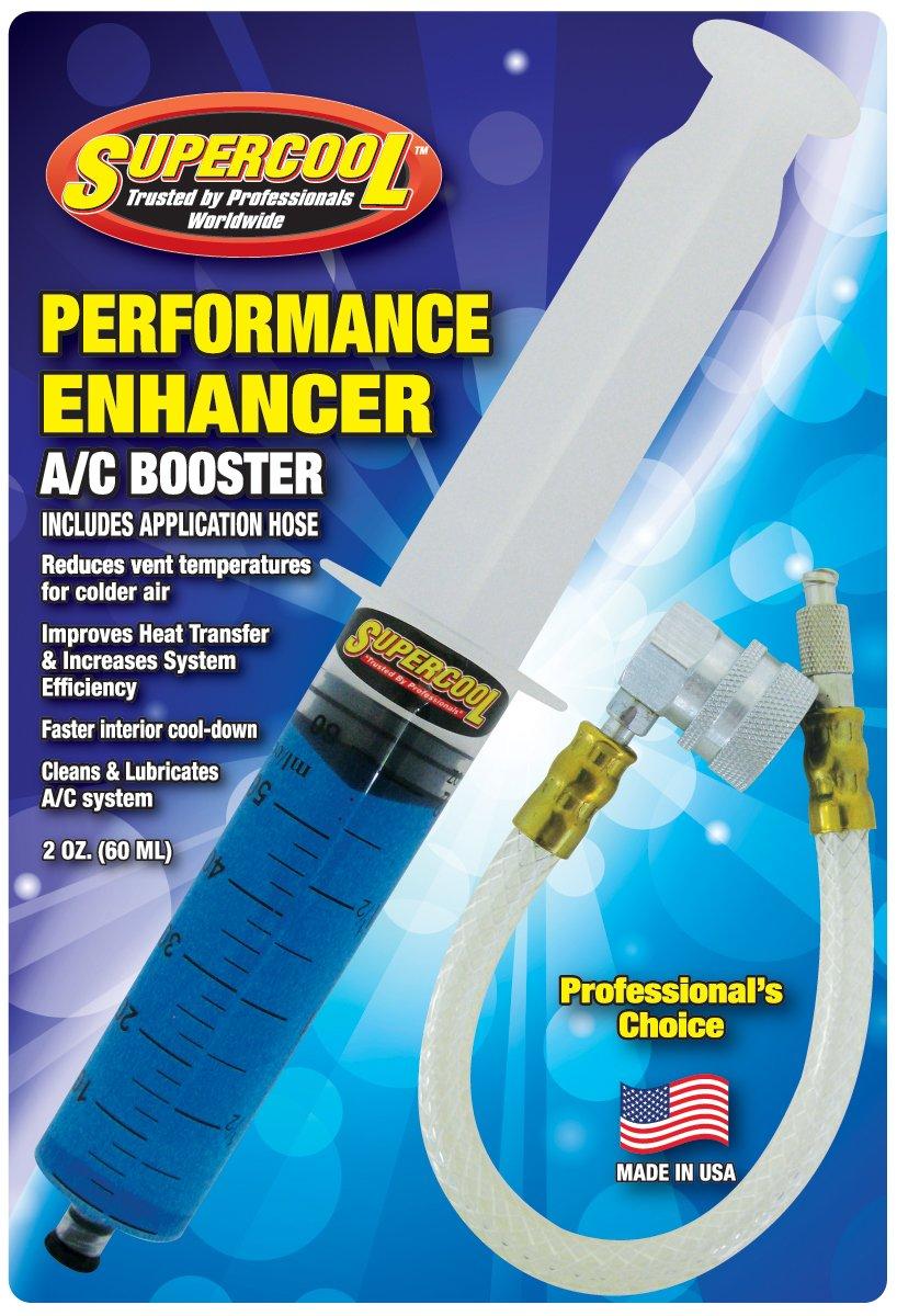12 Pack TSI Supercool 27170 Seal Leak Stop Syringe 0.25 oz