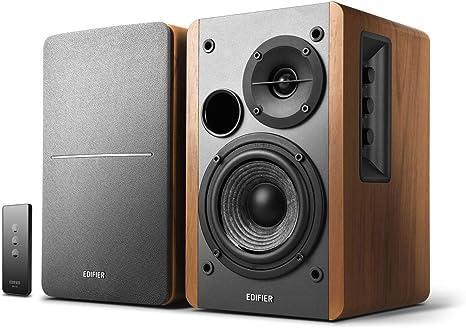 Amazon.com: Altavoces de estante eléctricos Edifier R1280T