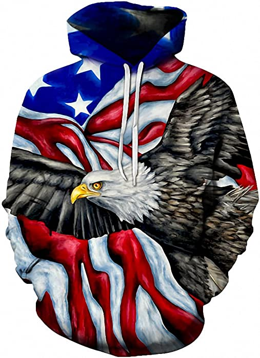 Eagle American Flag Mens Hoodies Sweatshirts Unisex Hip Hop Hoodie Male Traksuits Casual Hip Hop Pullovers Hooded Dropship hoodies men L at Amazon Mens ...