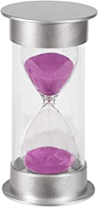 KSMA Sand Timer 30 Minutes Hourlass Timer,Colorful Sandglass Timer for Kid,Office,Kitchen,Games,Classroom,Sport